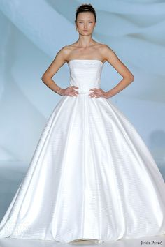 """2015 wedding dress collections   ... lovely gowns from Jesús Peiró 2015 """"Perfume"""" bridal collection"""