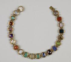 """Halskette aus """"Gesundsteinen"""", sogenannte Nürnberger Stückleinkette 1530-1540 (Collier aus """"Gesundsteinen"""")"""