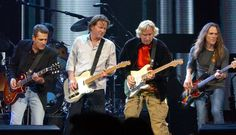 The Eagles - Glenn Frey, Don Henley, Joe Walsh and Timothy B. Schmit - The Eagles and Dixie Chicks Benefit for Recording Artists Coalition, October . Eagles Lyrics, Eagles Band, Eagles Music, Song Lyrics, Music Love, New Music, History Of The Eagles, Randy Meisner, Glenn Frey