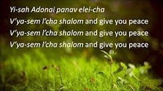 The Lord Bless You And Keep You (Aaronic Blessing) - YouTube