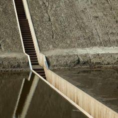 RO&AD architecten — Moses Bridge