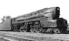T1 Locomotive, 1942, for Pennsylvania Railroad