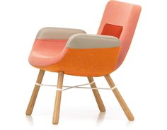 East River Chair by Hella Jongerius for Vitra - $2300 on sale