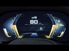 """2017 BMW 8 Series Concept - Dashboard, Interior and First Look. The BMW Concept 8 Series reveals much of what is to come. """"The BMW Concept 8 Series is our ta. Dashboard Design, Kpi Dashboard, App Ui Design, Planner Dashboard, Design Thinking, Wireframe Mobile, Design Android, Car Ui, Design Presentation"""