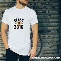 KKG004 Kaos Graduate TShirt.Kaos sekolah. #kaos #kaoskeren #kaosgraduate Congratulations Graduate, Class Of 2016, Graduation, Unisex, Mens Tops, How To Make, T Shirt, Collection, Ramadan
