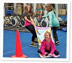 CrossFit Kids Beach-Towel Relay by Lura Poggi - CrossFit Journal