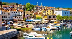 Volosko, Európa rejtett drágaköve Destinations, Le Palais, Super Yachts, Dalmatian, National Parks, Tours, Mansions, House Styles, City