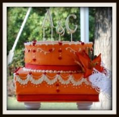 1000+ images about Wedding Cakes by Bon Appetit Bakery Shoppe ...