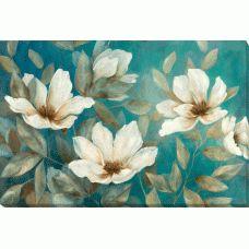 Carol Robinson - Shade Of Blue Canvas Print