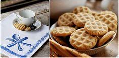POTŘEBNÉ PŘÍSADY:  180 g másla 75 g cukr 1 vanilkový cukr  200 g hladké mouky 75 g škrobu (bramborového - solamylu; nebo kukuřičného - třeba gustinu)  ...