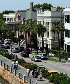 Holy City displaces San Francisco as No. 1 on Conde Nast list  Charleston named top tourist destination....Top 10