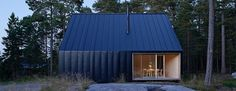 House Husarö in the Swedish Archipelago