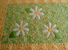 Learn how to do embroidery on an Innova longarm quilting machine!