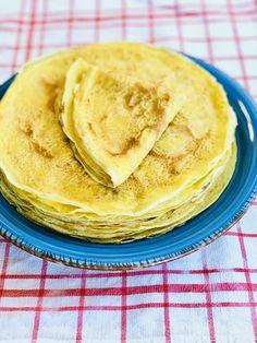 Clătite – Cel mai simplu și rapid aluat – Chef Nicolaie Tomescu Mai, Lasagna, Peanut Butter, Sweets, Ethnic Recipes, Food, Mascarpone, Lasagne, Sweet Pastries