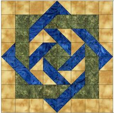 43 Best ideas for quilting squares patterns patchwork Quilt Square Patterns, Barn Quilt Patterns, Patchwork Patterns, Pattern Blocks, Patchwork Ideas, Half Square Triangle Quilts, Square Quilt, Barn Quilt Designs, Quilting Designs