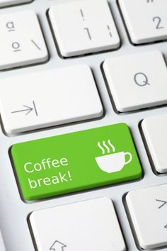 Can you imagine if you only had to press that button on your keyboard to get a hot drink made for you. That sounds like a perfect world to us!