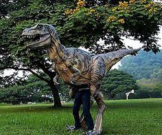 Wizart Studio Baby T-Rex Costume - Most realistic Tyrannosaurus rex costume… Ever!