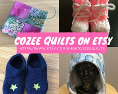 Handmade Quilts Knitted Products Baby Clothes Sewing by CozeeQuilts Sewing Baby Clothes, Kids Gifts, Etsy Store, Best Gifts, Etsy Seller, Handmade Items, Handmade Gifts, Amazing Gifts, Quilts
