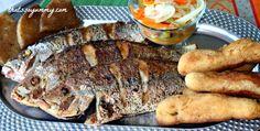 Jamaican Fried Fish