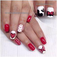 leahlightnailsandbeauty #nail #nails #nailart