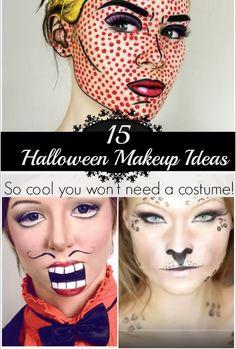 Halloween-makeup-collage.png 604×895 pixels