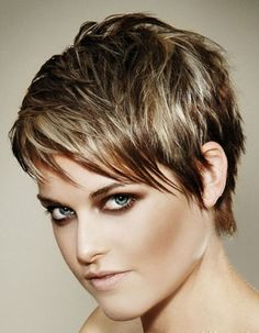 Chic Short Hair Style Ideas