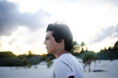 #beach #portrait #playa #retrato #photography #sunset #atardecer #arena #sand #summer #verano #méxico #juansecaramazzo.tumblr.com