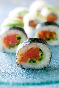 Tips on how to be the best amateur sushi chef you can be.