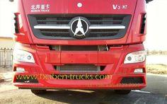 Best beiben trucks, Beiben 2529,2534,2538 dump truck, beiben 2638,2642,2648  tractor truck: Beiben 2538 V3 tractor truck