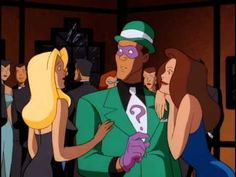 My favorite scene from Batman TAS. Batman the Animated Series is owned by Warner Brothers. Batman The Animated Series, Arkham Asylum, Riddler, Animation Series, Videography, Dc Comics, Nerd, Scene, Manga