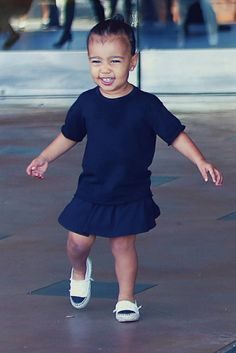 North West such a cutie