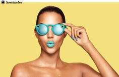With Spectacles, Snap Inc. eyes augmented reality future, raw reality present - Marketing Land Google Glass, Snap Inc, Snap Chat, Pierre Turquoise, Smartphone, Foto Art, Travel Gadgets, Blog Tips, Modeling Photography