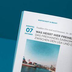 Evangelische Akademie Frankfurt – PRINTMEDIEN