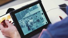 A modern solution for an old one. Using your iPad to preview film negatives is quick to set-up, inexpensive (if you have the iPad) and actually powerful and fun.
