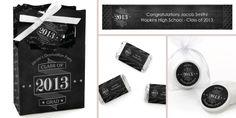 Graduation Theme - Chalkboard Cheers