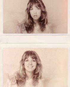 'stevie nicks polaroids' Poster by Pretty People, Beautiful People, Buckingham Nicks, Lindsey Buckingham, Stephanie Lynn, Stevie Nicks Fleetwood Mac, Musa, Oui Oui, Grunge Hair