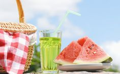 food, summer, picnic