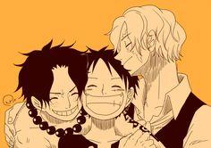 Ti voglio bene Luffy