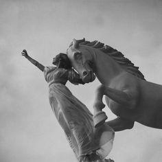 Vogue Australia Horses 1937