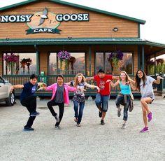 5. Noisy Goose Cafe - Palmer
