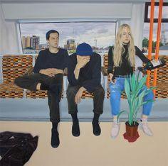 Malerei von Tristan Pigott | iGNANT.de