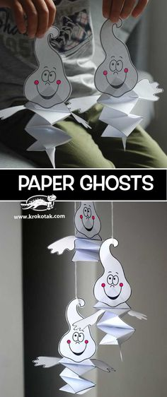krokotak | Paper Ghosts