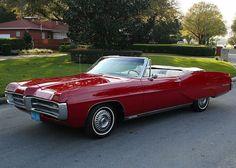 1967 Pontiac Grand Prix Convertible | MJC Classic Cars | Pristine Classic Cars For Sale - Locator Service