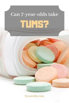 Tums are something that we as adults look to when struggling with an upset stomach, but is it something that our children should be taking? This article will answer that questions! #children #childlife #nursing