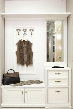 Bedroom storage furniture hallways ideas - Image 9 of 24 Entry Furniture, Decor, Home, Apartment Entryway, Storage Furniture Bedroom, Bedroom Design, Home Furniture, Entry Closet, House Interior