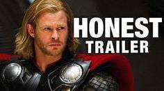 Honest #Thor #Movie #Trailer - #funny
