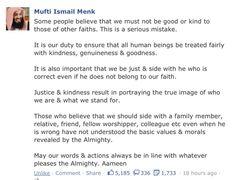 Mufti Menk..