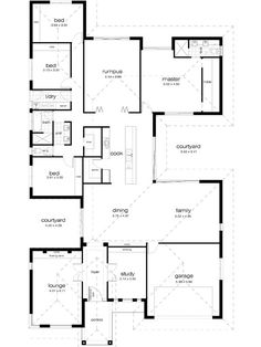 Ramjet Custom Design Floorplans