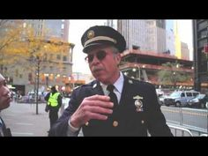 Police Brutality Explained and Specific, Police Capt. Joins OWS Protest, Gives Message to NYPD