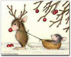 """""""8 Versed Christmas Cards/8 Env"""" from House-Mouse Designs / www.house-mouse.com - (C83V). This item was recently purchased off from our web site, www.house-mouse.com. Click on the image to see more information."""